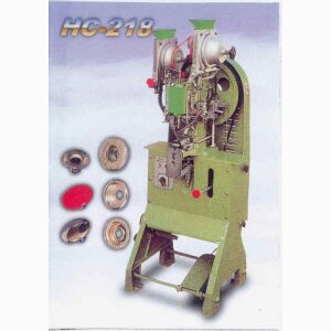 HC-218 Automatic Snap Fastening Machine