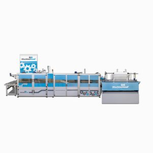 AUTOMATIC PACKING LINE FOR MATTRESSES