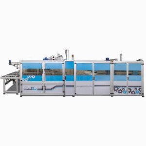 AUTOMATIC WRAPPING MACHINE FOR MATTRESSES