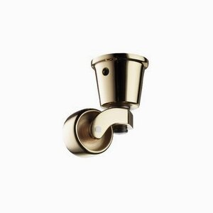 Brass Round Socket Castor