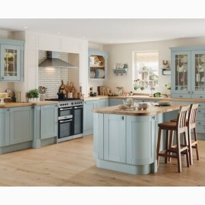 The Shaker Collection Tewkesbury Blue