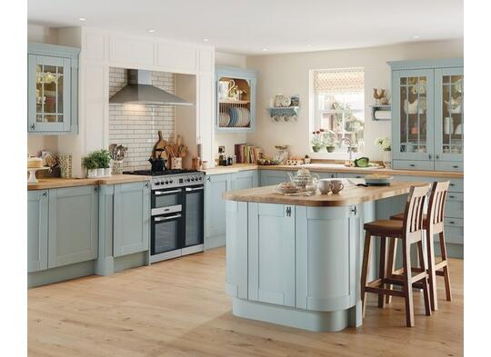 The Shaker Collection Tewkesbury Blue by Howden Joinery