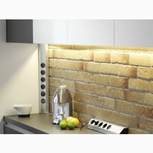 CASIA Elegant use of space with wall or corner mounting