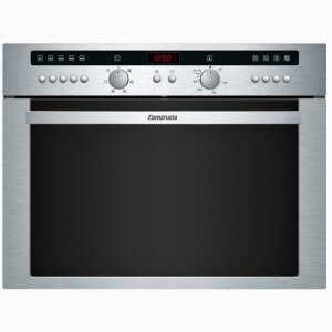 CN462253 microwave compact oven stainless steel