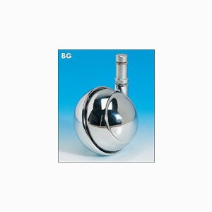 BG Ball casters wheel-diameter 38, 50 and 63 mm