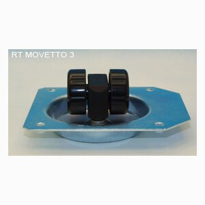RT MOVETTO 3 Caster cups and modules