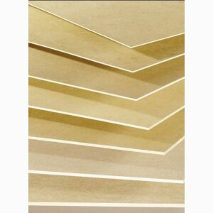 HDF HOMADUR® Raw Flame Retardant B1 Wood Fibreboards