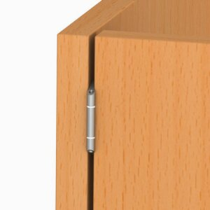 Single pivot hinges series 3000 (Inset application for single/storage wall cabinets)