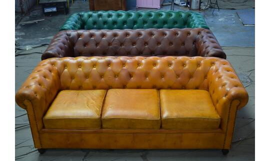 Super Vintage Leather Chesterfield Sofa Set By India Buying Inc Download Free Architecture Designs Scobabritishbridgeorg
