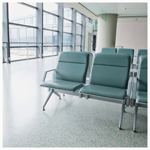LAMINATES FOR FLEXIBLE FLOOR COVERINGS