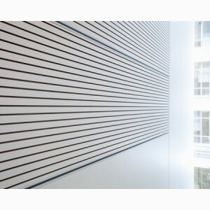 Partition wall absorber - System 7200