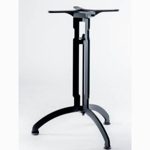 Table base: CONTI NEW 3R (BK,WH,ALU)