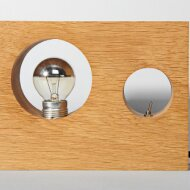 Woody Desk Light