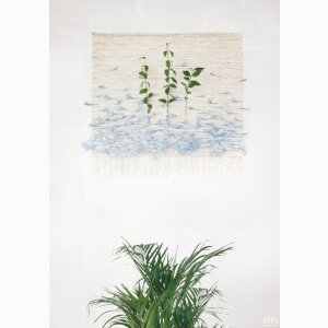 IN VITRO SKY wallhanging
