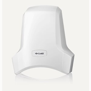 Hot air hand dryer WHT