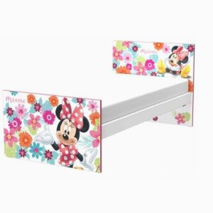 Kinderbett MINNIE BLOOM BED