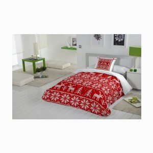 Nordic Red Bedding