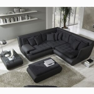 EXIT I corner sofa with armrests