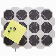 OCTAGON 003 | Carpet with octagonal contour