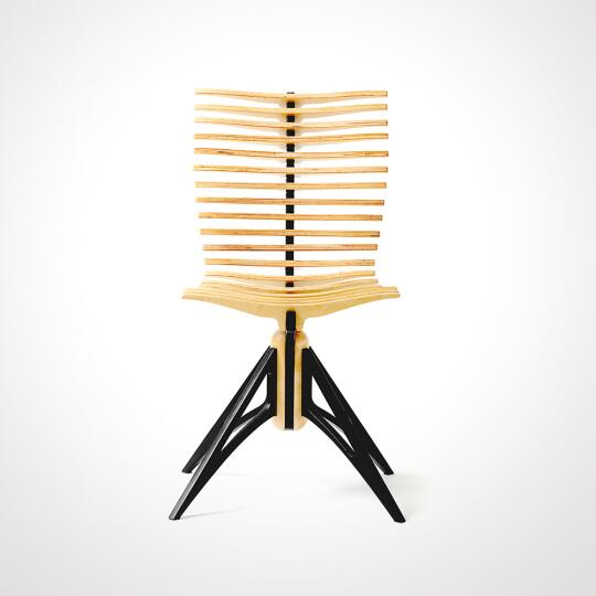 skeleton chair by belsi chairs ambista