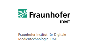 Company logo of Fraunhofer-Institut für Digitale Medientechnologie IDMT