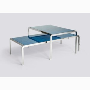 Elbow Table Set magna chrome