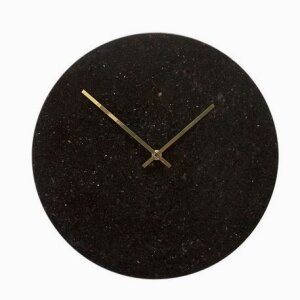 clock-marble-blackgold