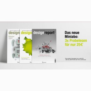 The design report mini subscription