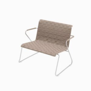 Lounge Chair Belt with armrest