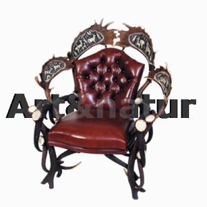 Art King Armchair