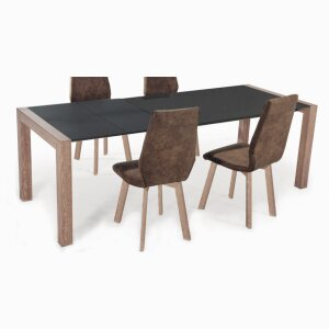 Dining Table Quick Negro