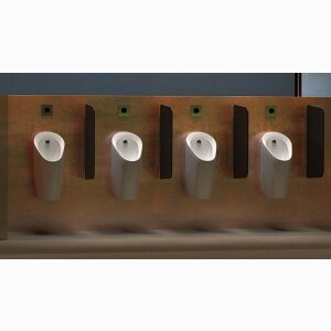 Preda and Selva urinal systems
