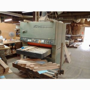Verboom Wide Belt Sander