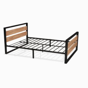 Metal Bed ML-104