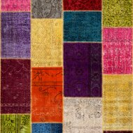 101-VINTAGE PATCHWORK Carpet