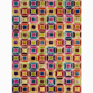 112-ARTUS PATCHWORK Carpet