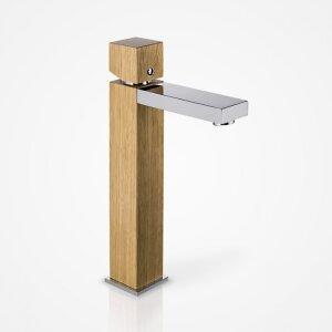 High washbasin mixer tap