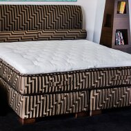 Metropol Continental Bed