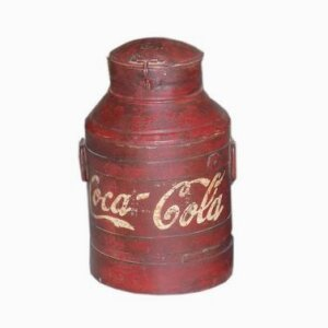IRON PTD. COCACOLA BOX