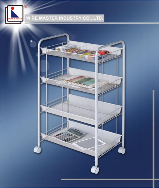 Wire Master | Network Shelf Von Wire Master Industry Co Ltd Regale Ambista