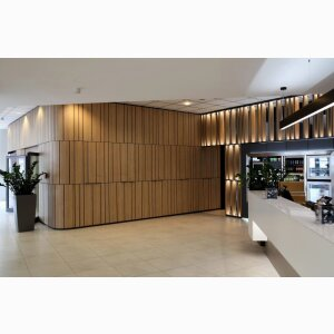 Exemplary project: NH Hotel, Dortmund/Public area