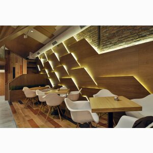 Exemplary project: Restaurants Godzila & Endorfino
