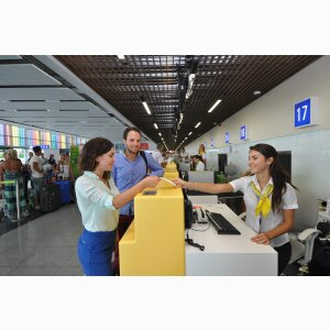 Beispiel Prokelt: New Terminal at Airport Varna and Airport Bourgas