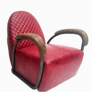 Armchair Dax Red Sun