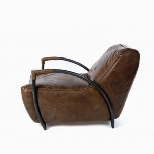 Sofa Batch leather whiskey