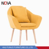 Nova Modern Dining Chair Living Room Wood Chair