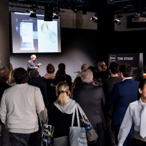 "Lecture forum ""The Stage"" at imm cologne 2018: International programme with industry prognosis and furnishing trends"