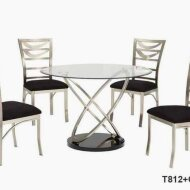T812+C509 Dining Table set