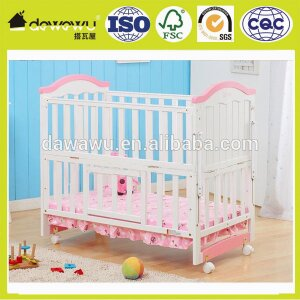 bedroom furniture white and pine baby cot beds
