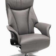 Relaxation armchair 5036 leather